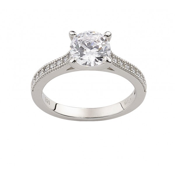 Anel UNIKE JEWELLERY Solitaire UK.AN.1206.0089