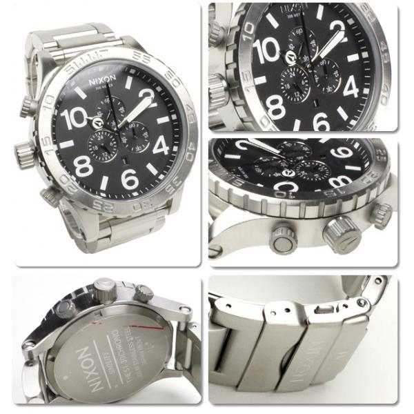 Relógio NIXON 51-30 Chrono A083-000
