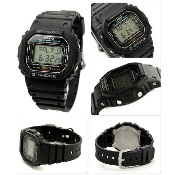 Relógio CASIO G-SHOCK First DW-5600E-1VER