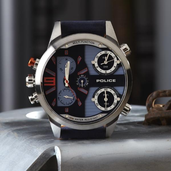 Relógio POLICE Copperhead P14374JS03
