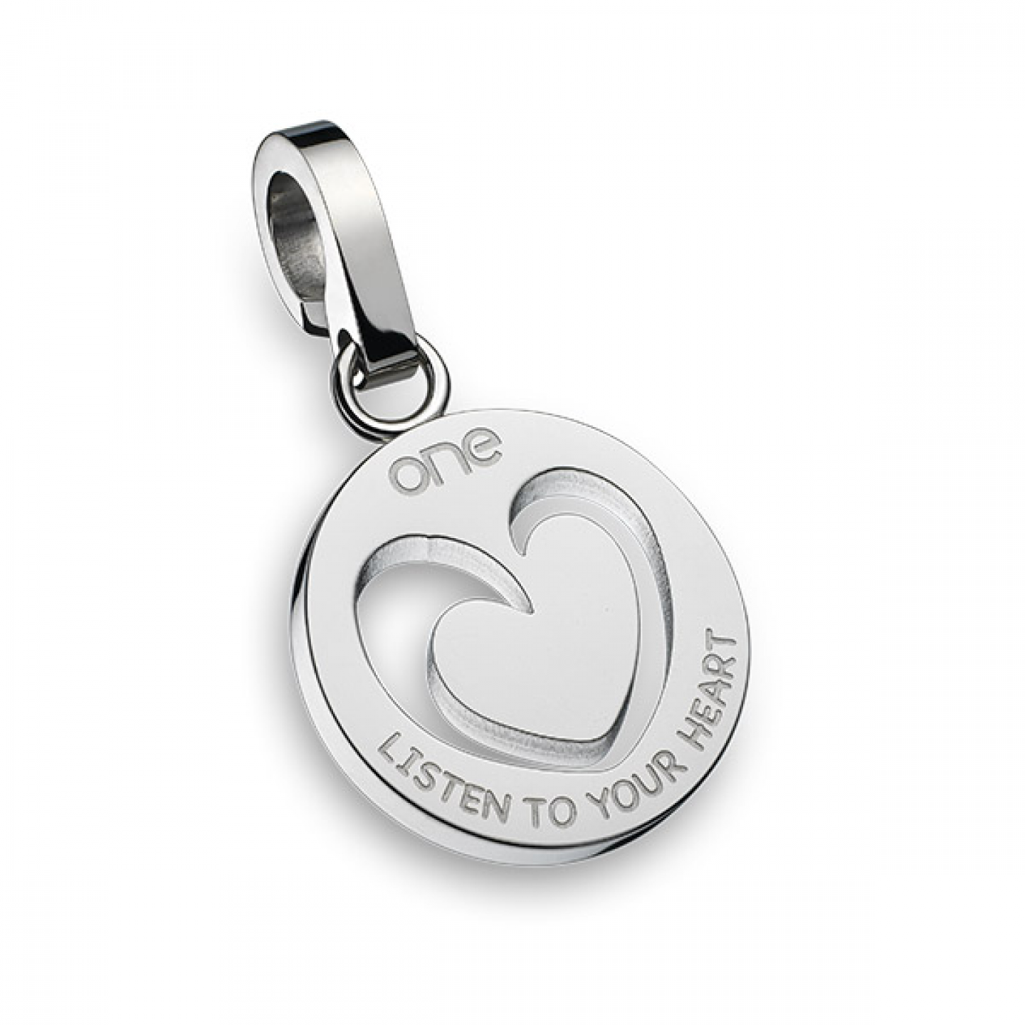 Charm ONE JEWELS Listen to Your Heart