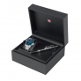 Gift Set Relógio SWISS MILITARY Recruit Prime Azul