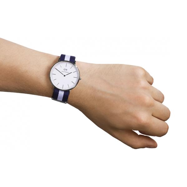 Relógio DANIEL WELLINGTON Classic Glasgow DW00100018