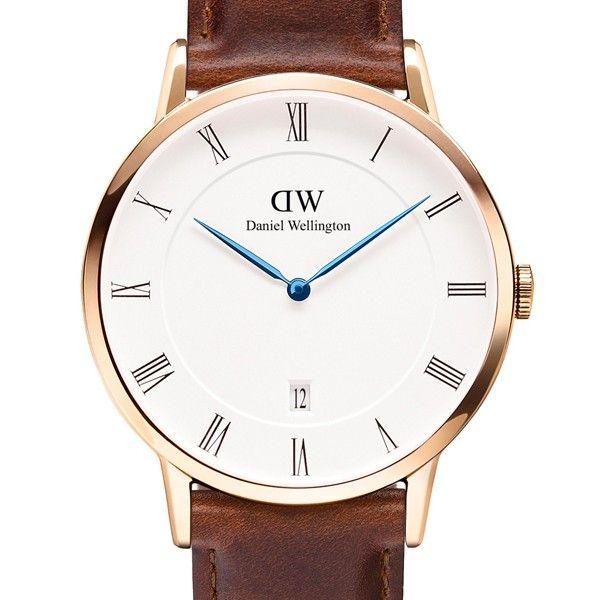 Relógio DANIEL WELLINGTON Dapper St Mawes DW00100083
