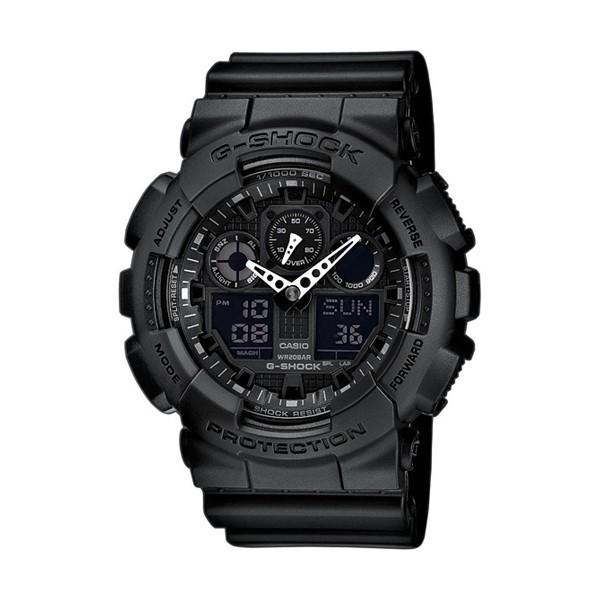 Relógio CASIO G-SHOCK Preto GA-100-1A1ER