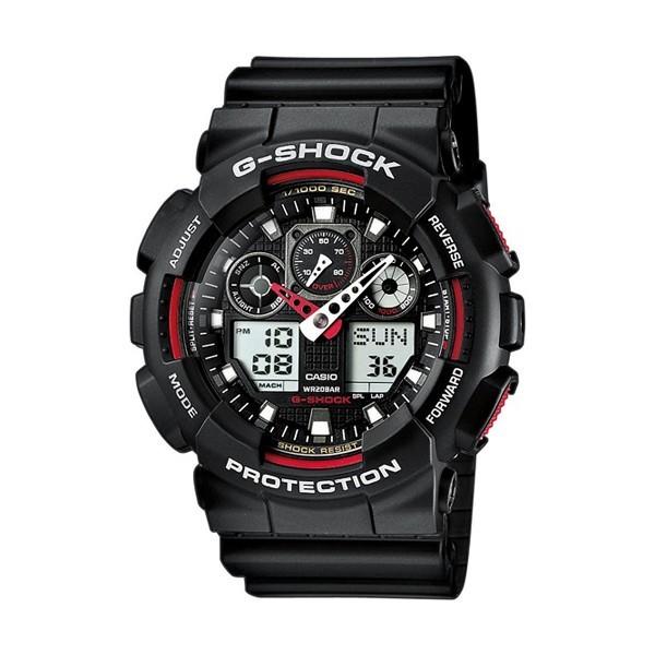 Relógio CASIO G-SHOCK Preto GA-100-1A4ER