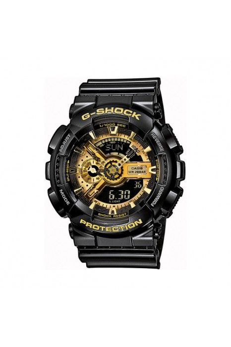 Relógio CASIO G-SHOCK Black & Gold