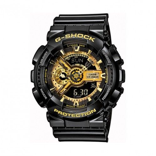 Relógio CASIO G-SHOCK classic Black & Gold