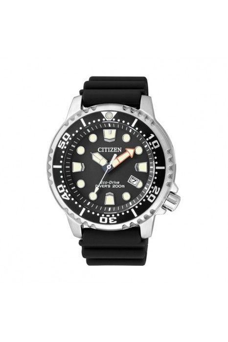 Relógio CITIZEN Promaster Marine Divers 200m Black