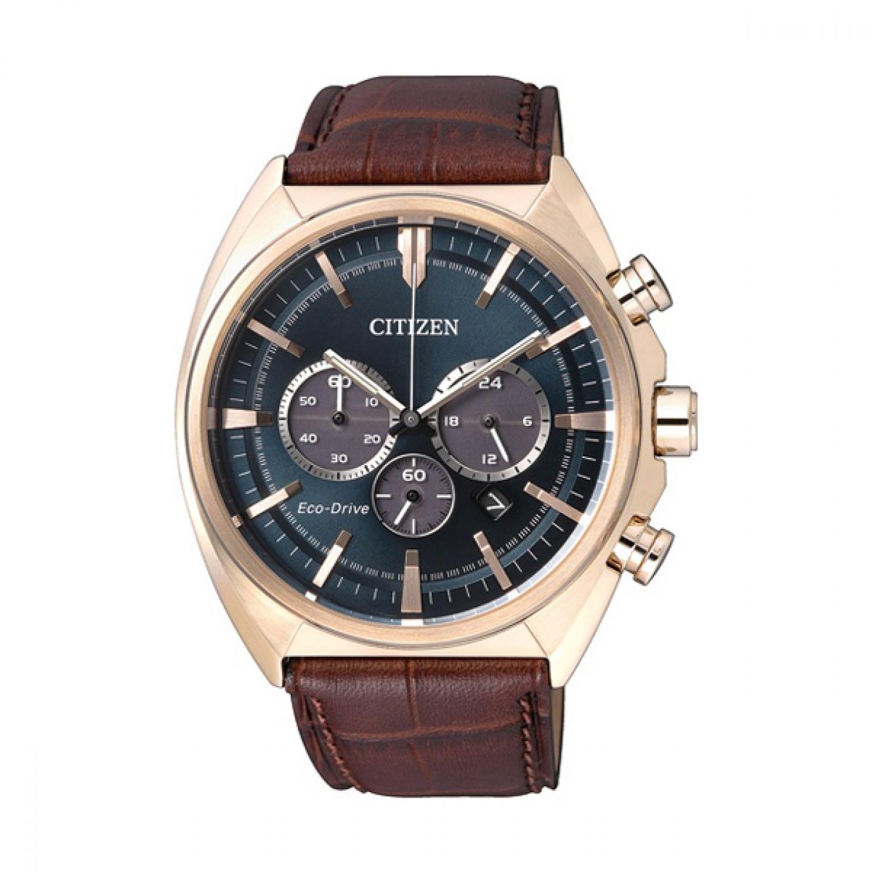 Relógio CITIZEN Elegant Chrono Brown