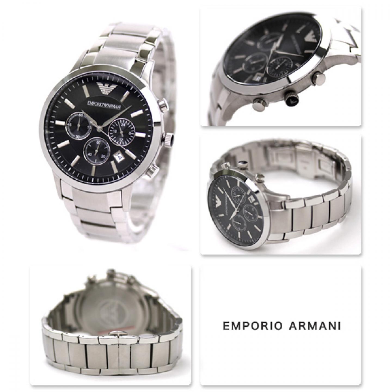 Relógio EMPORIO ARMANI Prateado