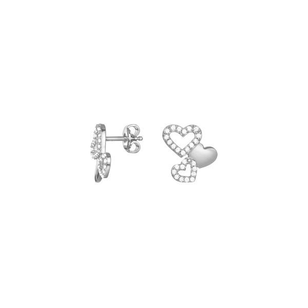 Brincos ESPRIT JEWELLERY Love ESER02744A000