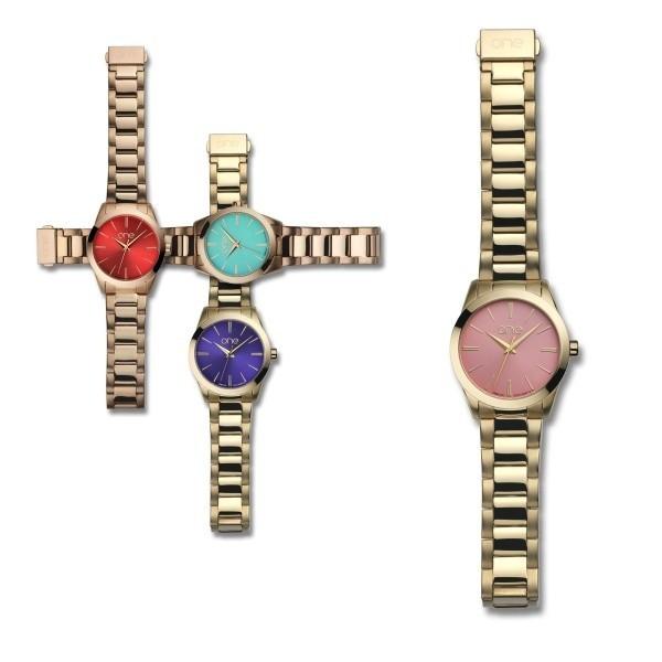 Relógio ONE Golden Age OL5598RD51E