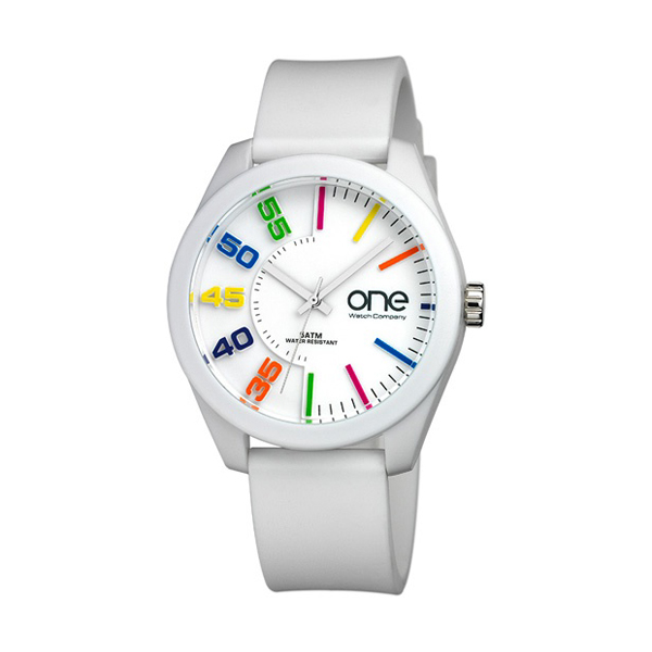 Relógio ONE COLORS Bold OA1590BR52T
