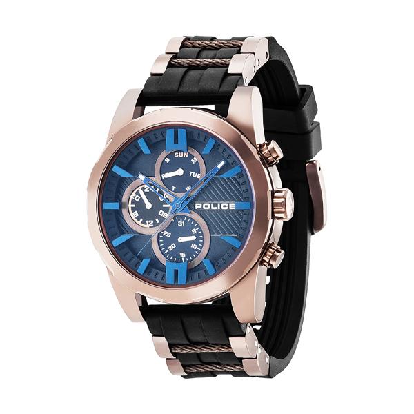 Relógio POLICE Matchcord P14541JSBN02P