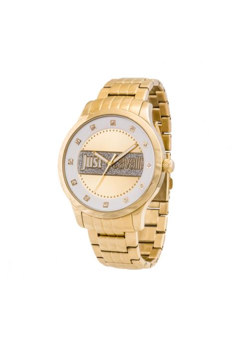 Relógio JUST CAVALLI Firma Dourado - JC1L069M0025   Bluebird de8e3e711b