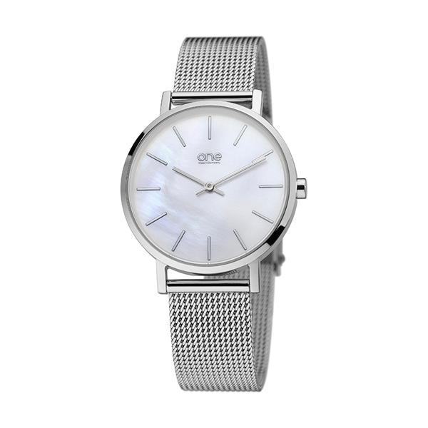 Relógio ONE Joy Prateado OL1336SS62P