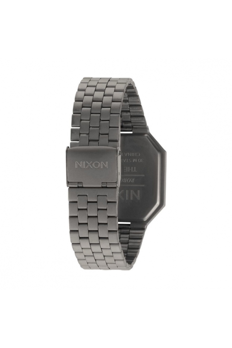 Relógio NIXON Re-Run Gunmetal