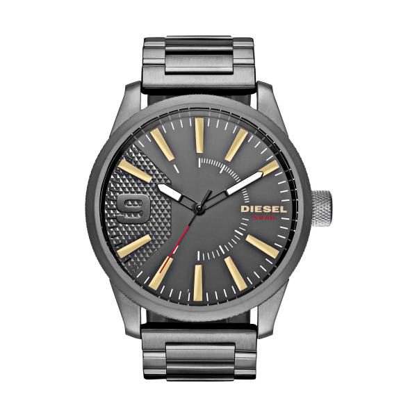Relógio DIESEL Rasp Gunmetal DZ1762