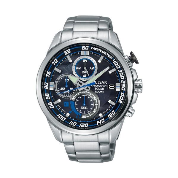 Relógio PULSAR Active Prateado PZ6001X1