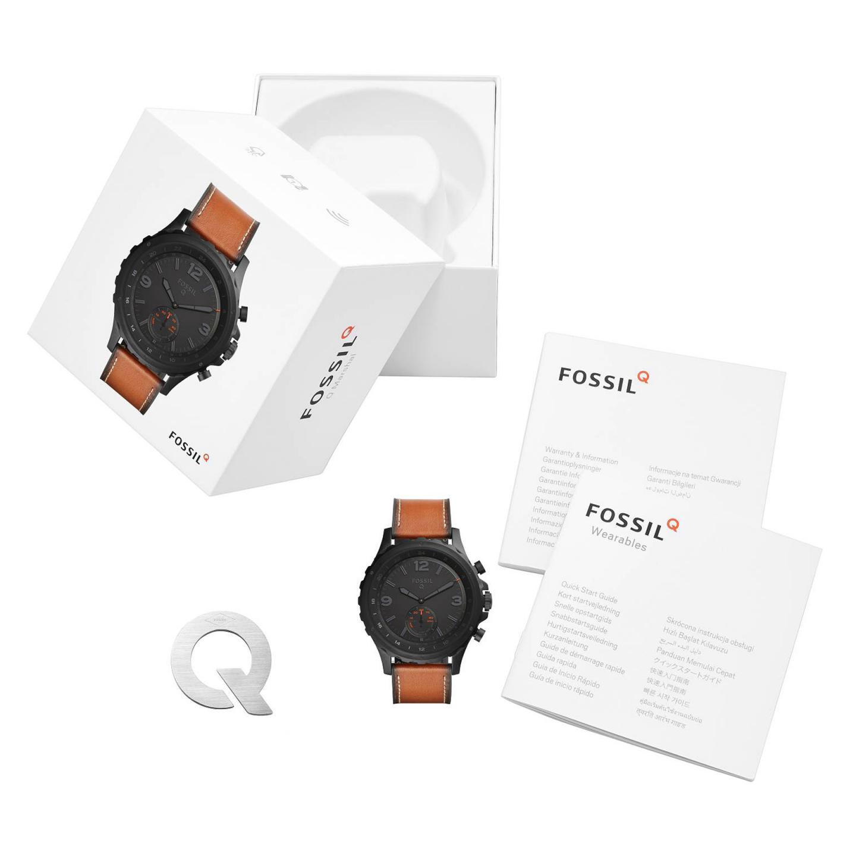 Relógio Inteligente FOSSIL Q Nate (Smartwatch)