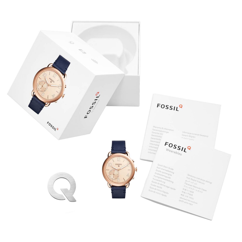 Relógio Inteligente FOSSIL Q Tailor (Smartwatch)