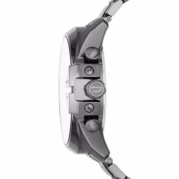 Relógio DIESEL Mega Chief Gunmetal DZ4329