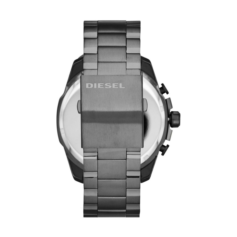Relógio DIESEL Mega Chief Gunmetal