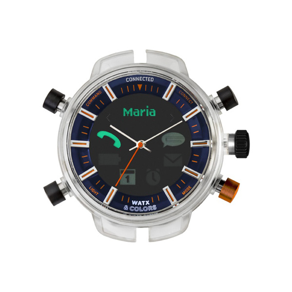 Caixa WATX Connected XXL Smartwatx Midnight (Smartwatch) RWA6747