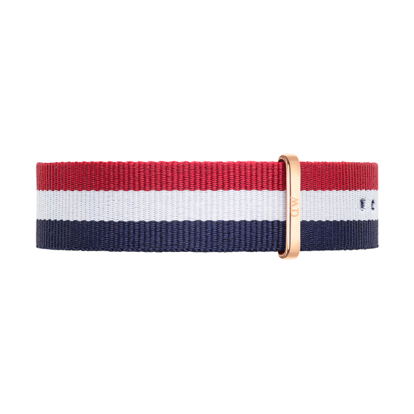 Bracelete DANIEL WELLINGTON Nato Cambridge DW00200003