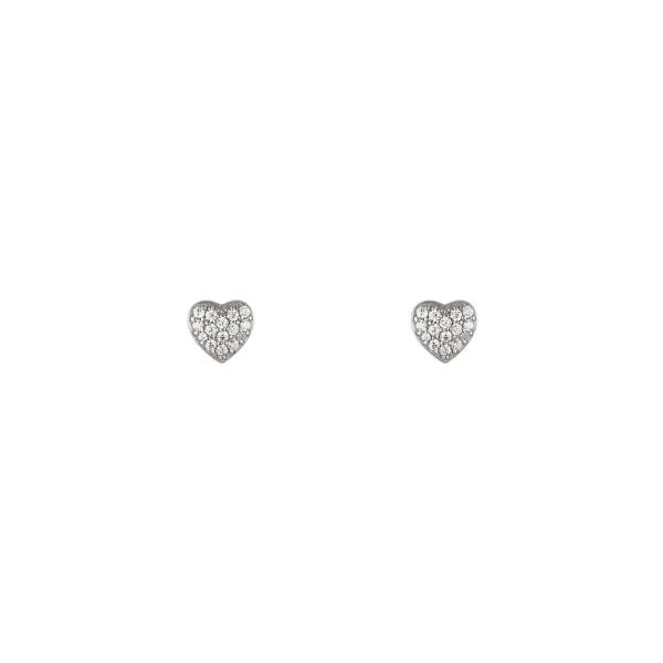 Brincos BOW HAPPY Lovers Heart BH.TN.1110.0010
