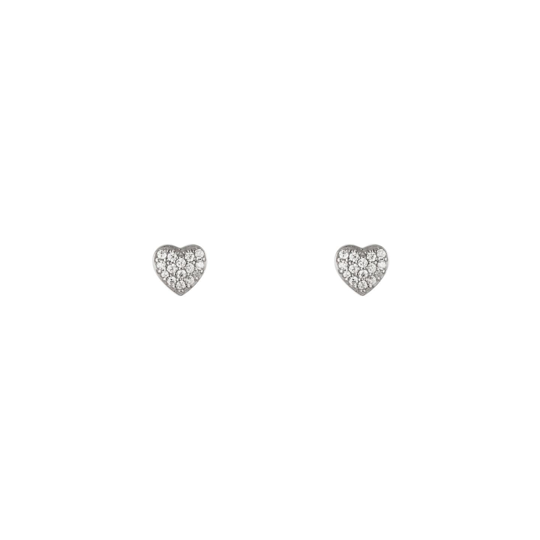 Brincos BOW HAPPY Lovers Heart