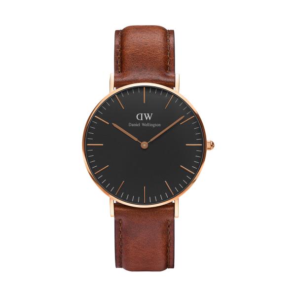 Relógio DANIEL WELLINGTON Classic Black St Mawes DW00100136