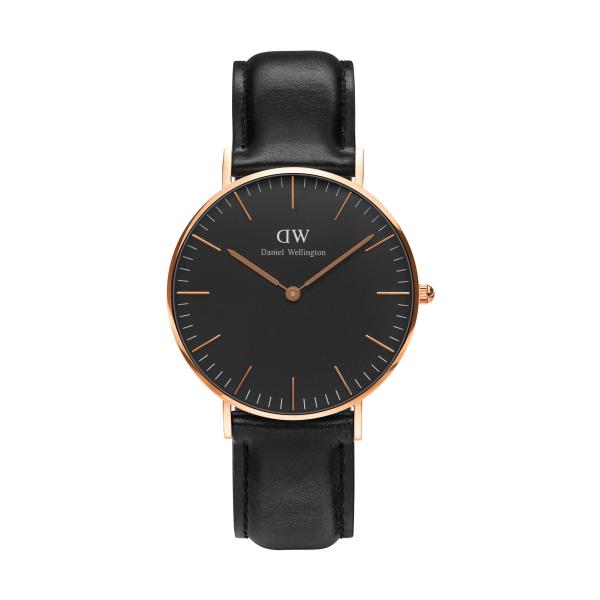 Relógio DANIEL WELLINGTON Classic Black Sheffield DW00100139