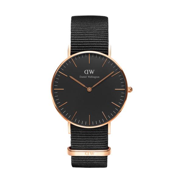 Relógio DANIEL WELLINGTON Classic Black Cornwall DW00100150