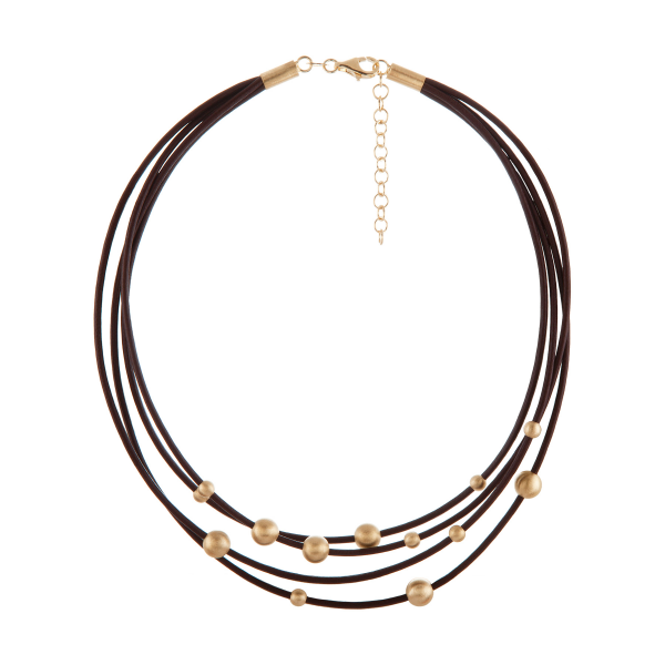 Colar UNIKE JEWELLERY Multistrings UK.CL.0304.0084
