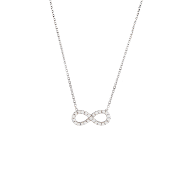 Colar UNIKE JEWELLERY Infinity UK.CL.1205.0023