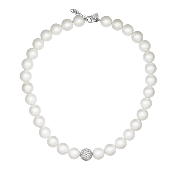 Colar UNIKE JEWELLERY Pearls UK.CL.1201.0043