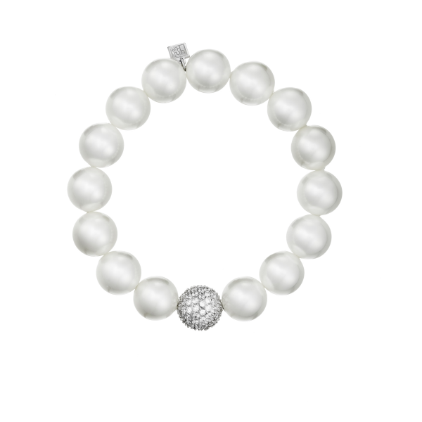 Pulseira UNIKE JEWELLERY Pearls UK.PU.1201.0029