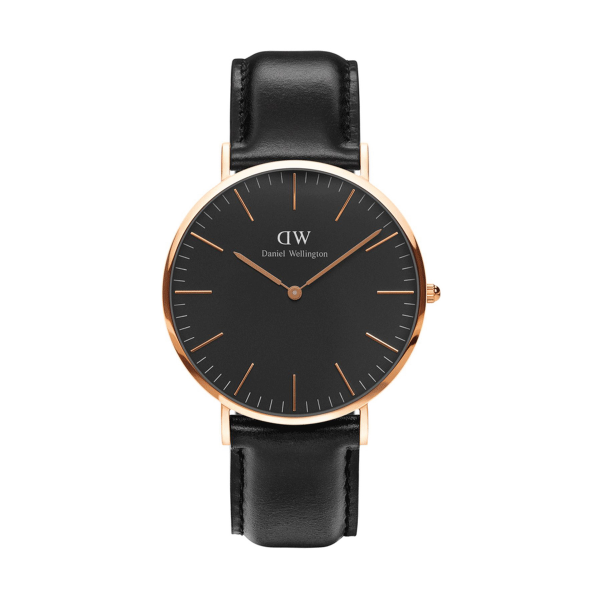 Relógio DANIEL WELLINGTON Classic Black Sheffield DW00100127