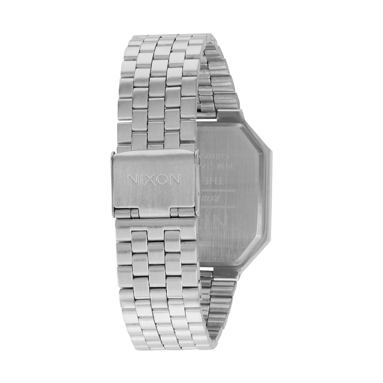 Relógio NIXON Re-Run Cinzento