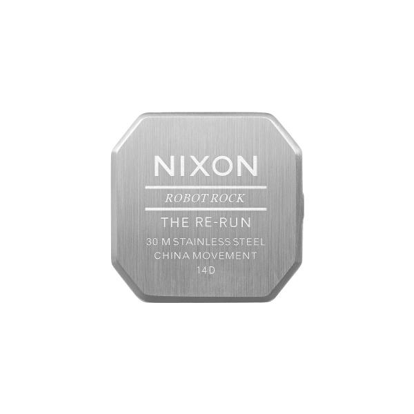 Relógio NIXON Re-Run Cinzento A158-000