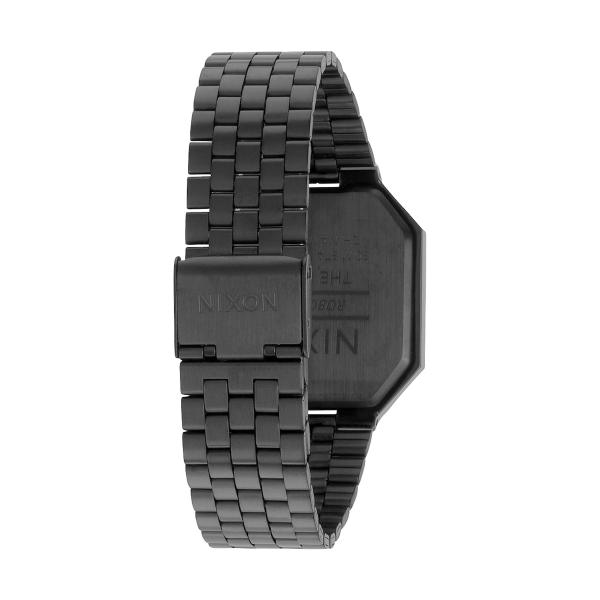 Relógio NIXON Re-Run Preto A158-001