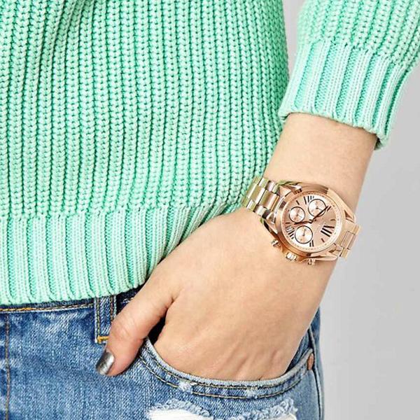 Relógio MICHAEL KORS Mini Bradshaw MK5799