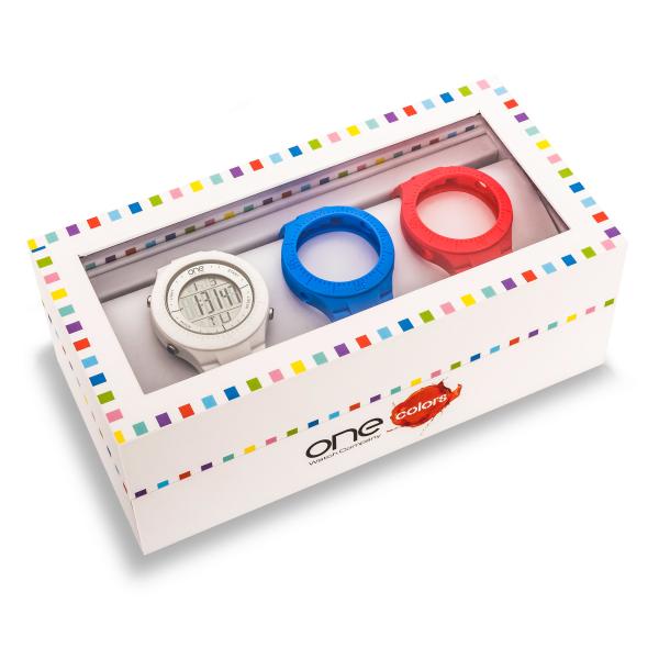 Box ONE COLORS Bulky Digital OA2028MM71T