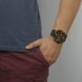 Relógio FOSSIL Nate Castanho