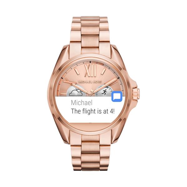 Relógio Inteligente MICHAEL KORS Access Bradshaw Smartwatch MKT5004