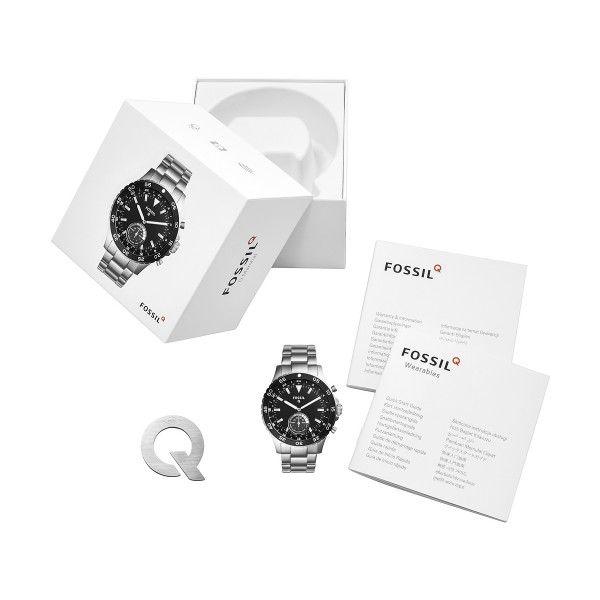 Relógio Inteligente FOSSIL Q Crewmaster (Smartwatch) FTW1126