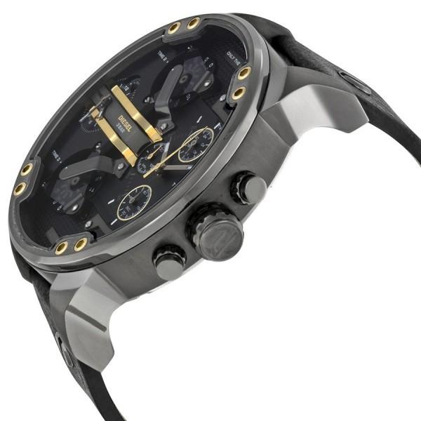 Relógio DIESEL Mr Daddy 2.0 Black DZ7348