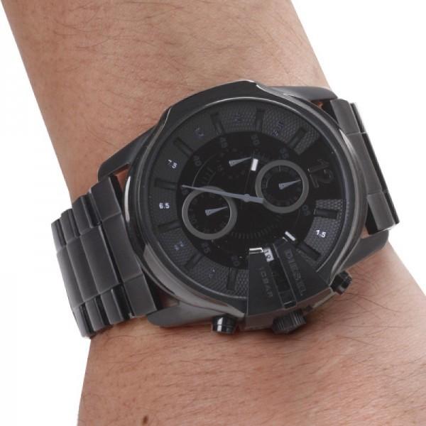 Relógio DIESEL Master Chief All Black DZ4180